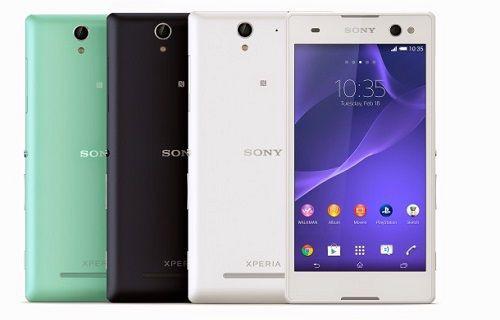 Sony'nin selfie telefonu Xperia C3 satışa sunuldu