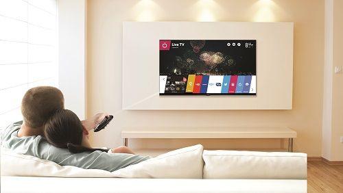 LG Smart TV'ler webOS ile daha eğlenceli!