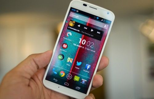 Moto X+1'in basın fotoğrafı yayınlandı