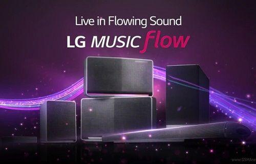LG'den kablosuz ses sistemi: Music Flow