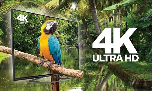 4K TV'ler Artık Her Eve Girecek