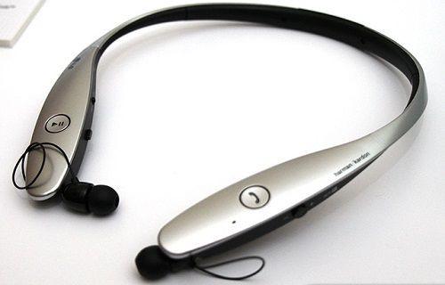 LG'den Harman Kardon işbirliğiyle Bluetooth kulaklık