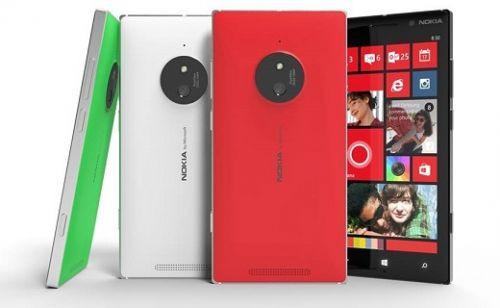 PureView kameralı Lumia 830 kameralara poz verdi