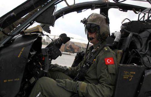 Sikorsky S-70'e 'Loop' hareketi yaptıran çılgın Türk'ler!