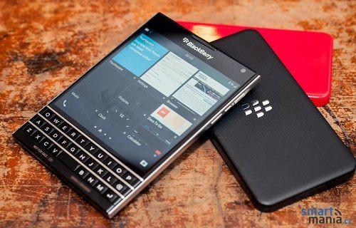BlackBerry Passport'a yakından bakıyoruz