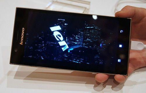 Lenovo'dan Xperia Z3 görünümlü akıllı telefon