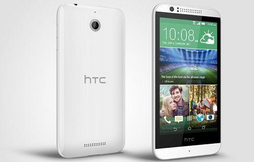 HTC yeni telefonu Desire 510'u duyurdu