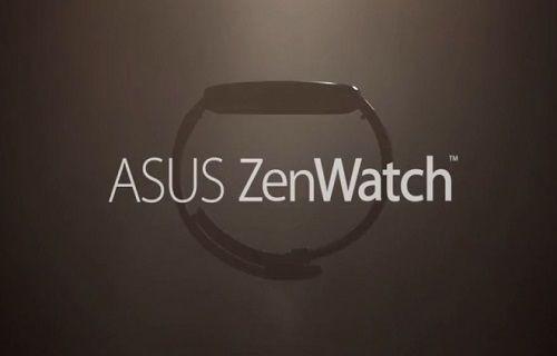 Asus, ZenWatch akıllı saat için ilk tanıtım videosunu yayınladı