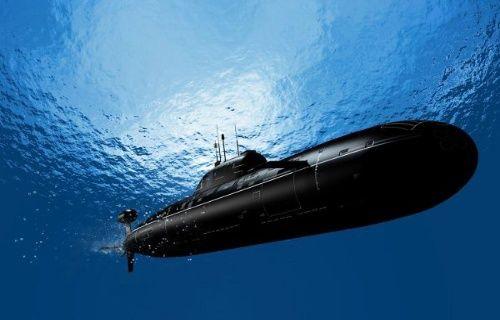 Çinli bilim adamlarından ses hızında denizaltı!
