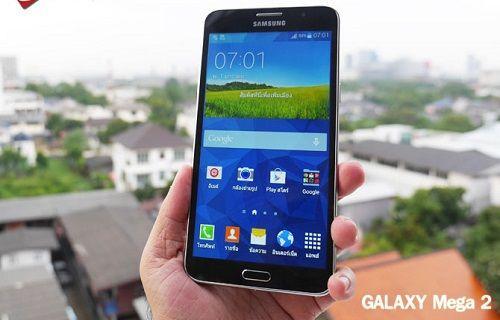 Galaxy Mega 2 resmiyet kazanmadan ortaya çıktı