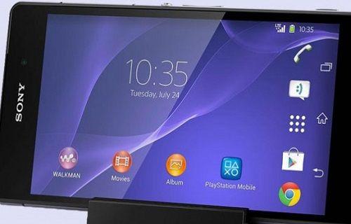 Sony yeni Xperia'ları ilk defa gösterdi