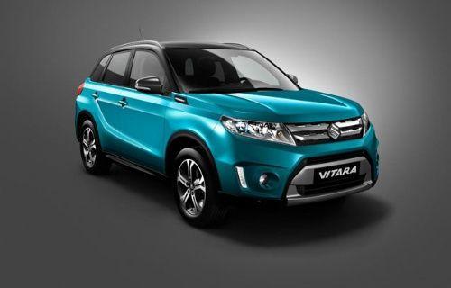 Yeni Suzuki Vitara sahneye çıkıyor!