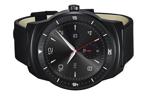 Yuvarlak tasarımlı LG G Watch R'nin fiyatı açıklandı