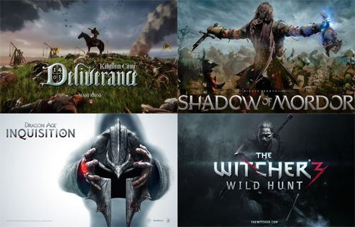 Beklenen 4 RPG oyunu