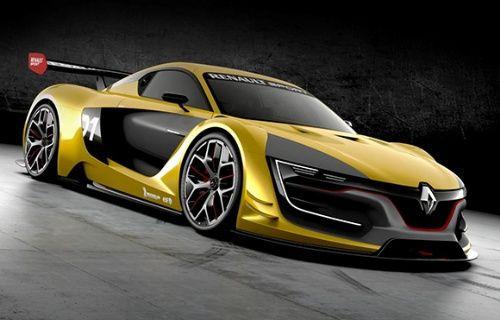 Yeni yarış canavarı: Renault Sports R.S 01!