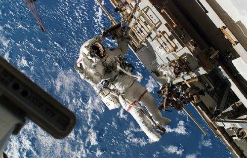 Uluslararası Uzay İstasyonu'nda canlı organizmalar keşfedildi!