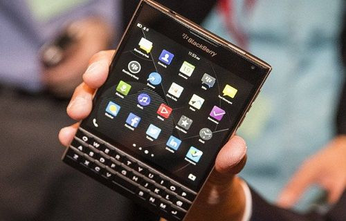 BlackBerry Passport'a 4K çekim desteği gelebilir