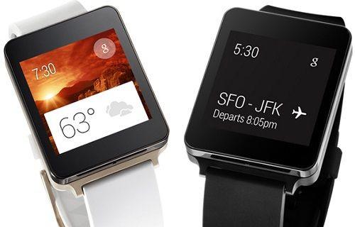 LG G Watch'ın fiyatında indirim