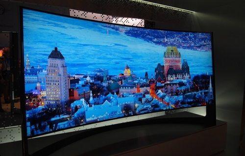 Samsung, IFA 2014'te 105-inç bükülebilir 4K TV duyurmaya hazırlanıyor