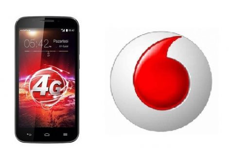 Türkiye'nin ilk yerli üretim 4G telefonu Smart 4 Power Vodafone tarafından satışa sunuldu