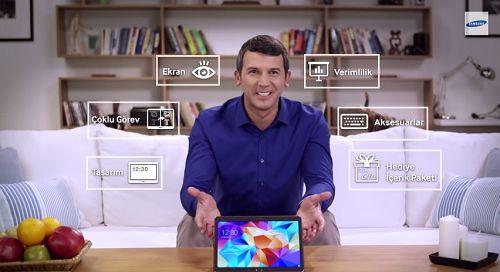 Samsung Uzmanına Sor servisi ile ürünlerinin tüm ayrıntılarını kullanıcılarına gösteriyor