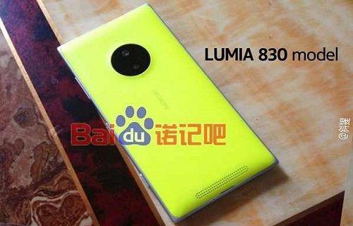 Microsoft Lumia 830 tanıtıma kısa bir süre kala ortaya çıktı