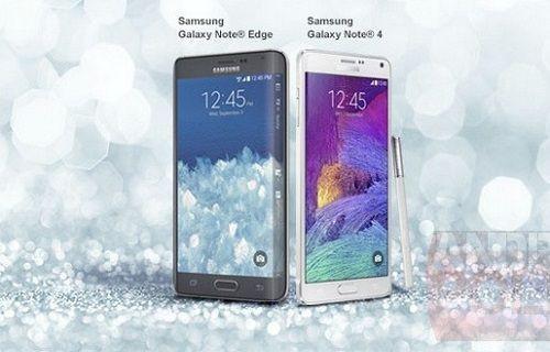 İşte Galaxy Note 4'ün basın fotoğrafları (güncellendi)