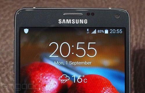 Galaxy Note 4 tanıtıldı, karşınızda Samsung'un yeni amiral gemisi
