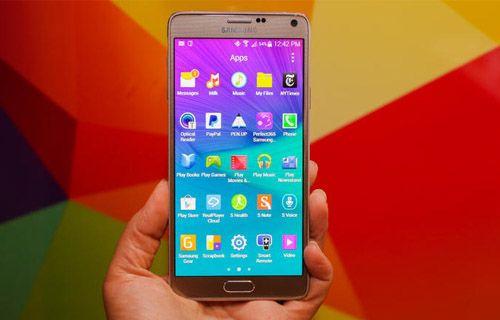 Galaxy Note 4, Note 3'ten daha ucuz fiyatla satışa sunuldu
