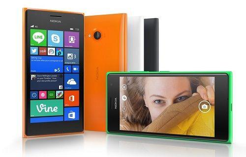 IFA 2014: Microsoft'un selfie telefonları Lumia 730 ve 735