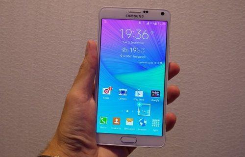 Galaxy Note 4'ün çıkış tarihi açıklandı