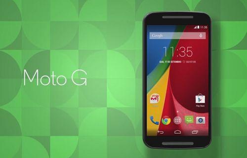 Yeni Moto G'nin basın fotoğrafları yayınlandı