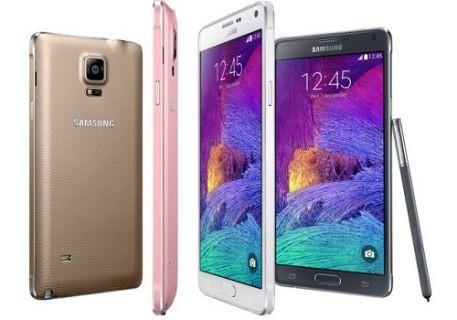 Samsung, Galaxy Note serisi telefonların özelliklerini karşılaştırıyor