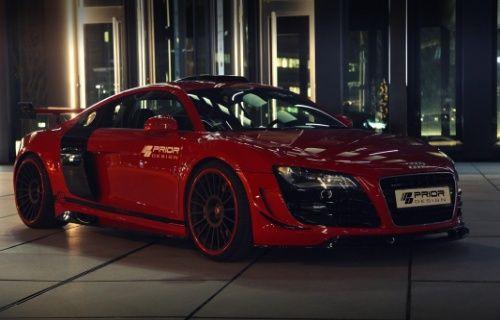 Audi en prestijli ödülleri kaptı!