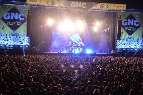 GNCTKCLL ile 20 bin genç, 12 saat aralıksız müzik, 3 dünya starı