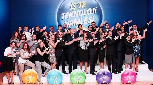 Turkcell'den Eskişehir'e Son 5 Yılda 33 Milyon TL Yatırım