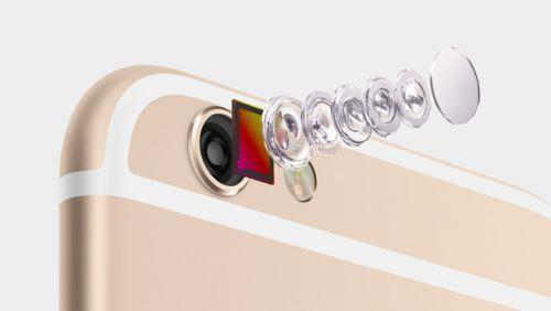 iPhone 6'da özçekim hatası