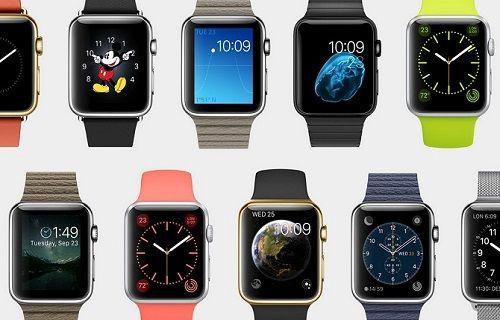 Apple Watch tanıtıldı, karşınızda Apple'ın ilk akıllı saati