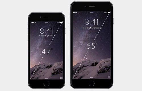 2 dakika 11 saniyede iPhone 6 ve iPhone 6 Plus'ın tüm detayları