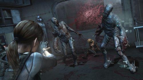 İşte Resident Evil Revelations 2'nin ilk tanıtım filmi!