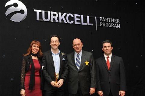 """Turkcell Anadolu'daki 100 binlerce şirket iş ortağını """"Turkcell Partner Mobil"""" ile buluyor"""