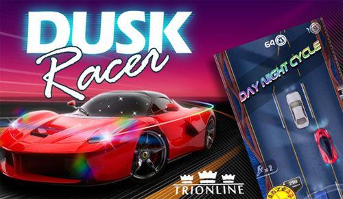 Yeni bir Android Mobil Araba Yarışı oyunu: Dusk Racer