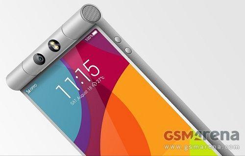 Oppo N3, dönen kamera tasarımını devam ettiriyor