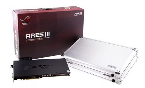 Asus ROG Ares III ekran kartı inceleme