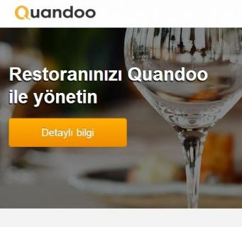Quandoo her rezervasyon için sadakat puanları ile ödüllendiriyor