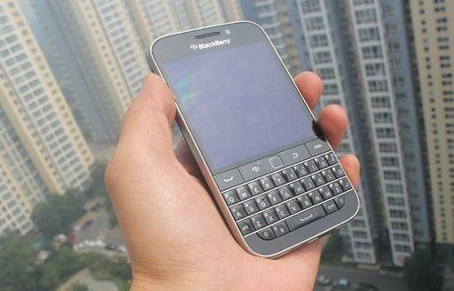 BlackBerry Classic ile klavye kısayolları geri dönebilir