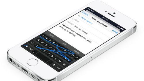 iOS 8 için en iyi üçüncü parti klavye uygulamaları
