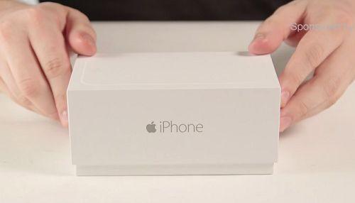 İşte iPhone 6'nın kutu açılışı!
