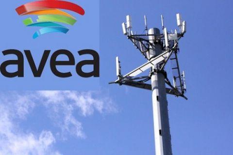 Avea Noter huzurunda 4G hız rekoru kırdı!