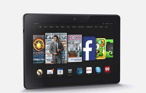Amazon'dan Snapdragon 805 işlemcili tablet